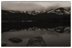 """""""Indian Peaks""""- 12x18"""" $2450"""
