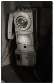 """Make a Call""- 12x18"" $3450"