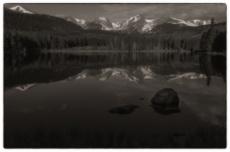 """""""Snowy Peaks""""- 12x18"""" $1450"""