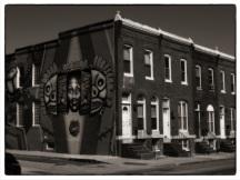 """Baltimore""- 12x18"" $1450"